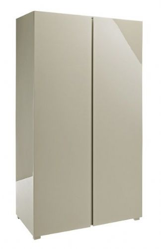 Cosmos Stone Gloss Double Wardrobe
